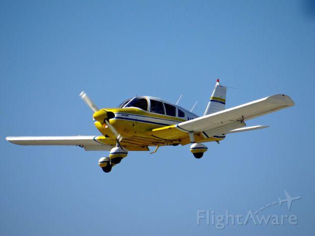 Piper Cherokee (N3956R) - Approach into watsonville municipal