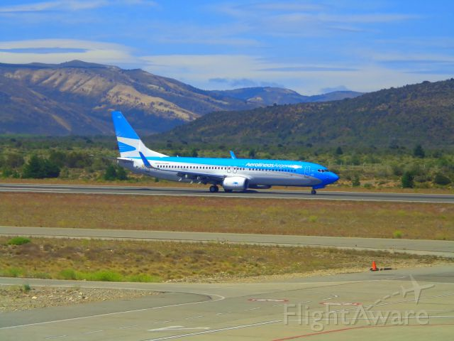 Boeing 737-800 (LV-FVO)