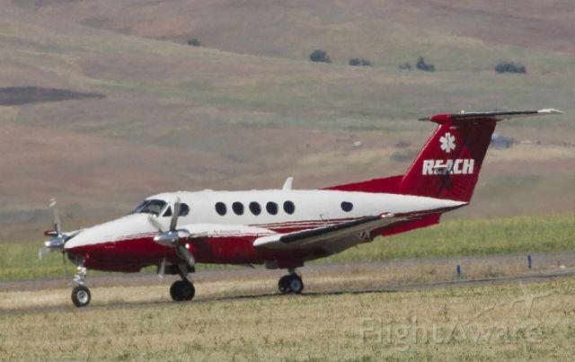 Beechcraft Super King Air 200 (N913RX)