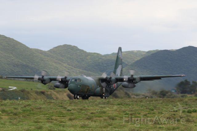 Lockheed C-130 Hercules (75-1076) - August 25th 2019:Japan Air Self-Defence Force,Lockheed C130H Hercules.