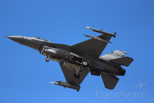 "Lockheed F-16 Fighting Falcon (AFR93539) - ""I see you!"""