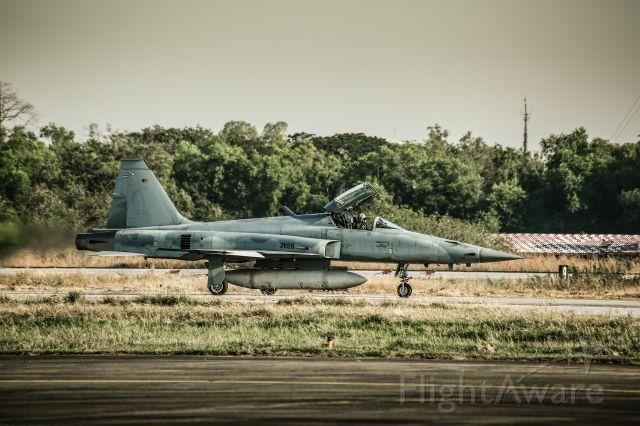 Northrop RF-5 Tigereye (N21128)
