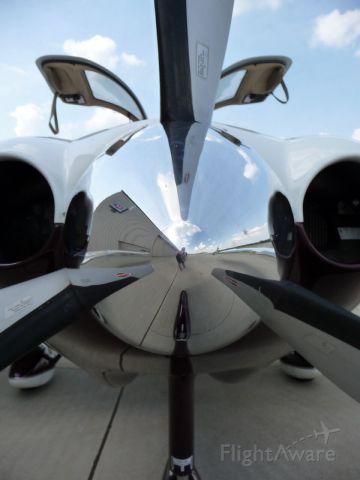 Cessna 400 (N543CA)