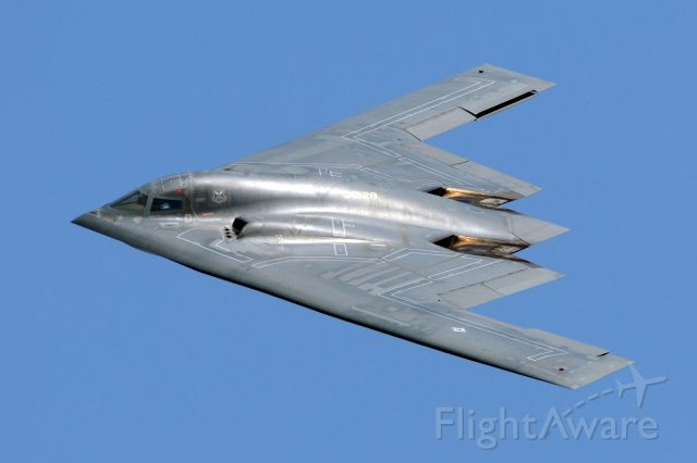 Northrop Spirit (89-0128) - 2012 DoD Joint Open House in the Andrews Air Force Base.<br />B-2 Fly By