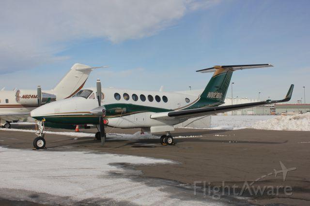 Beechcraft Super King Air 350 (N921BS)
