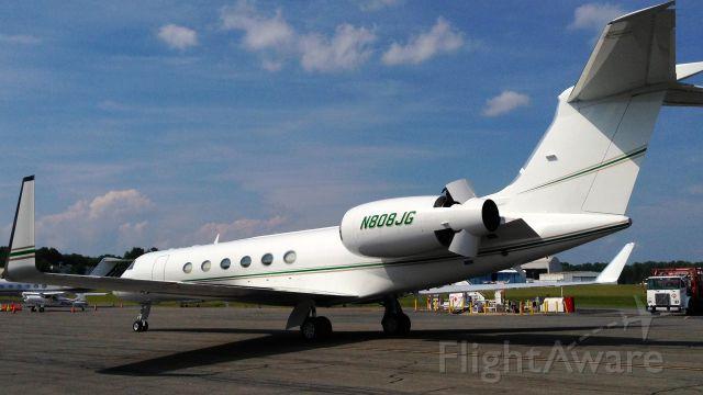 Gulfstream Aerospace Gulfstream V (N808JG)