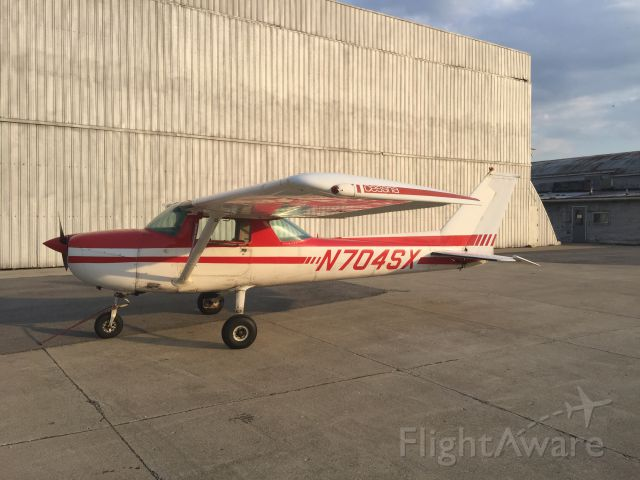 Cessna Commuter (N704SX) - My first airplane.