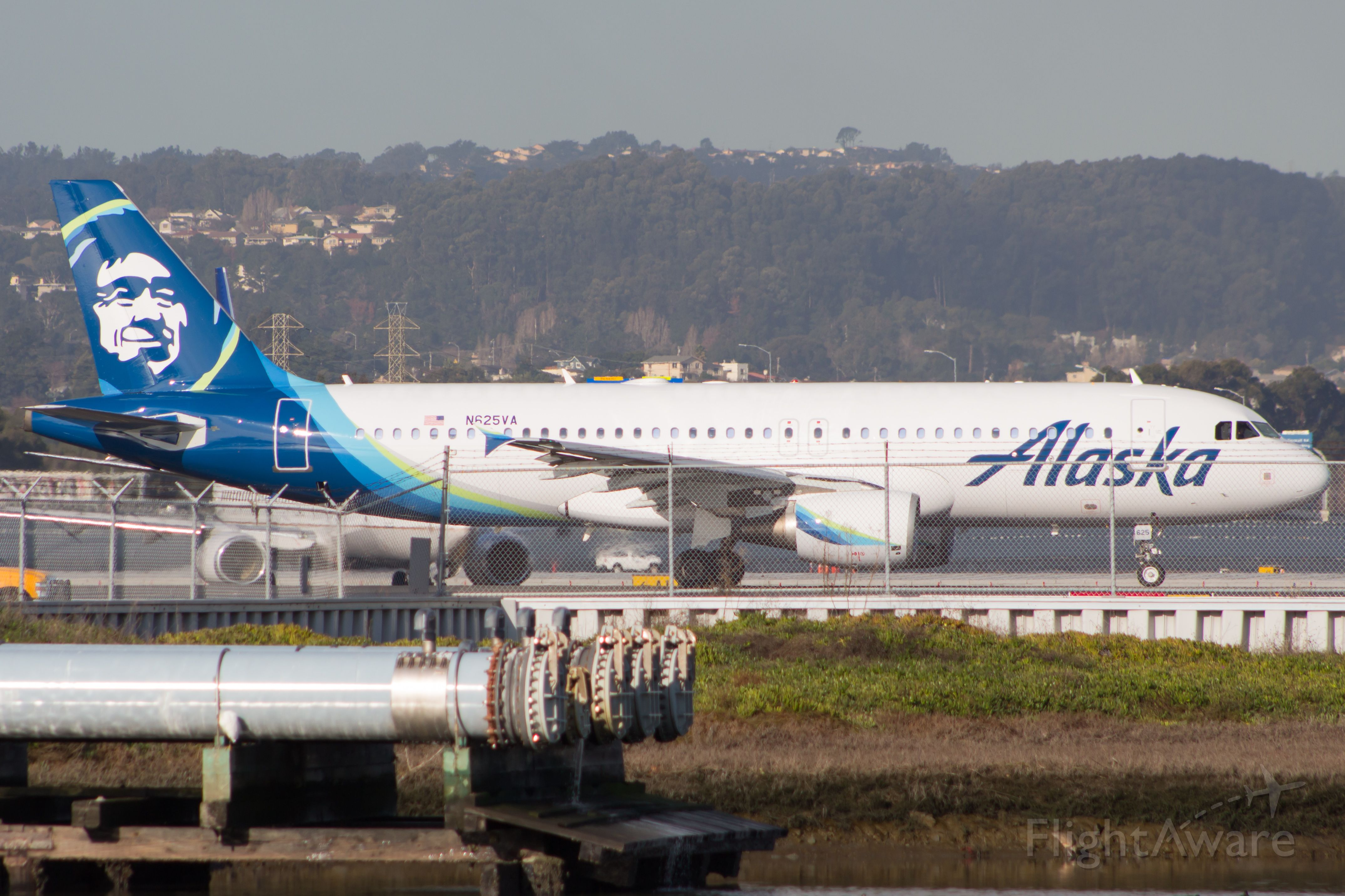 Photo Of Alaska Airlines A320 N625va Flightaware