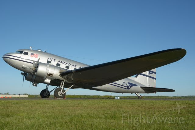 Douglas DC-3 (N877MG) - In Oxford with D-day squadron. May 2019