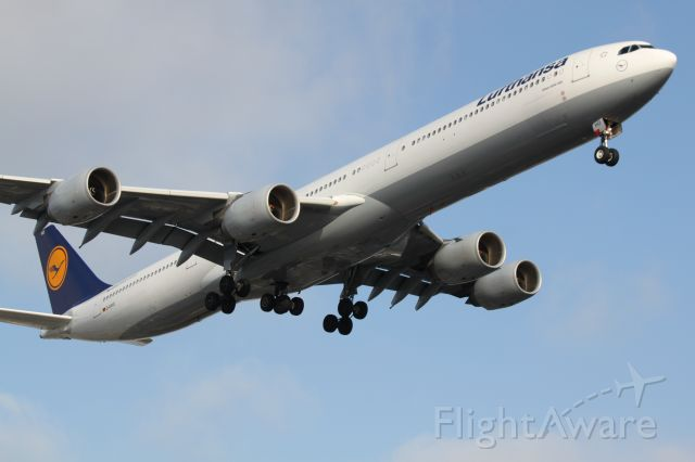 Airbus A340-600 (D-AIHO) - So Long Body~~~~