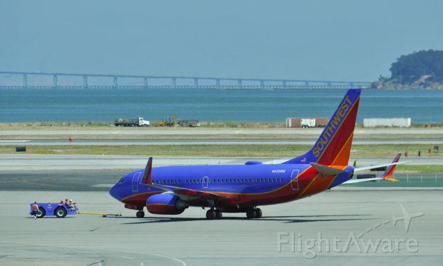 Boeing 737-700 (N436WN) - Southwest Airlines Boeing 737-7H4(WL) N436WN in San Francisco