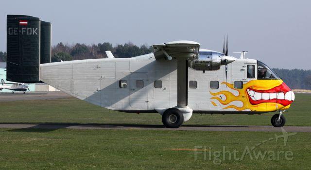 Short Skyvan (OE-FDK)