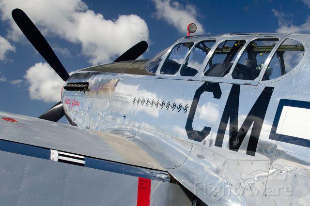 NL251MX — - P-51 Mustang