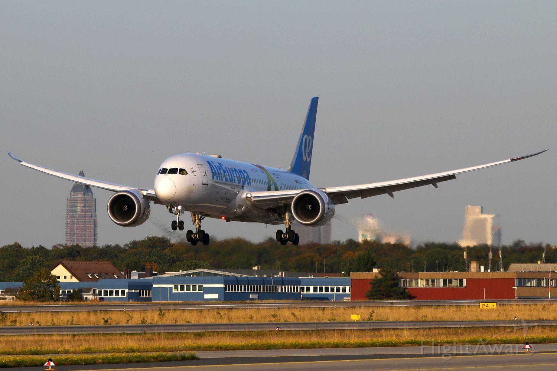 Boeing 787-8 (EC-MLT)