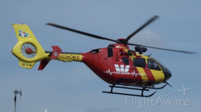 Eurocopter EC-635 (VH-VJB)