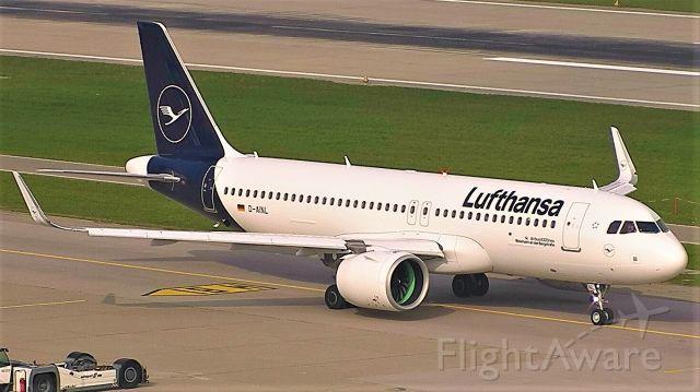 Airbus A320 (D-AINL)
