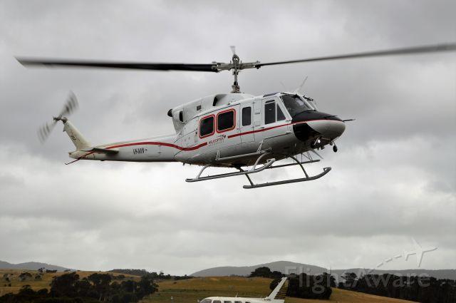 Bell VH-1 (VH-NVN) - Helicopter Resources Bell 212 at Flinders Island, Dec 2019