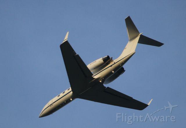 Gulfstream Aerospace Gulfstream IV (N299MB) - First photo of this airframe