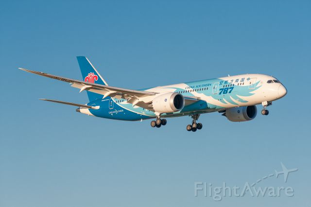 Boeing Dreamliner (Srs.8) (B-2735) - China Southern