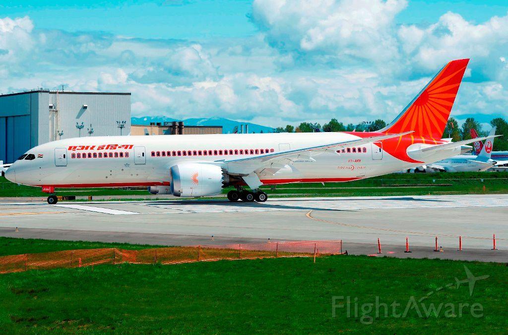 Boeing 787-8 (VT-ANN) - VT-ANN