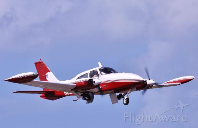 Cessna 310 (N628BW)