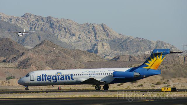 McDonnell Douglas MD-87 (N945MA)