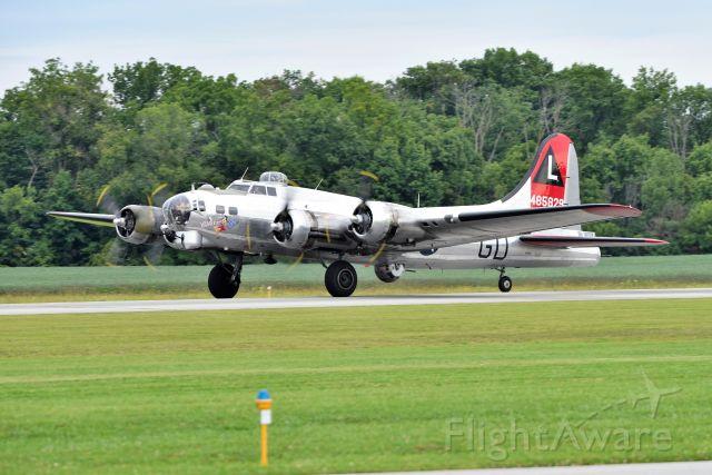 Boeing B-17 Flying Fortress (N3193G) - 09-04-21