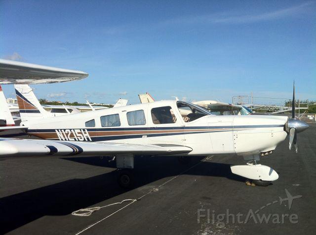 Piper Saratoga (N1215H) - Flight into key west by Derryl Davis