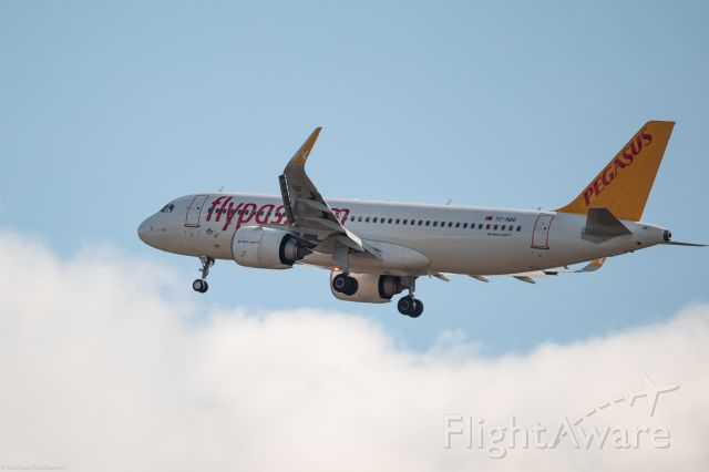 TC-NBE — - Takeoff from Copenhagen april 2019