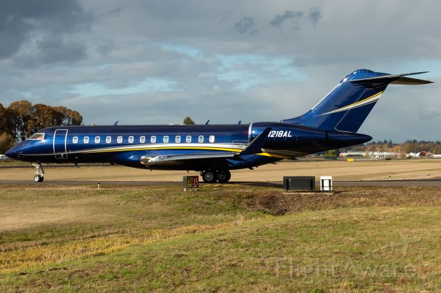 Bombardier Global Express (TWY218)