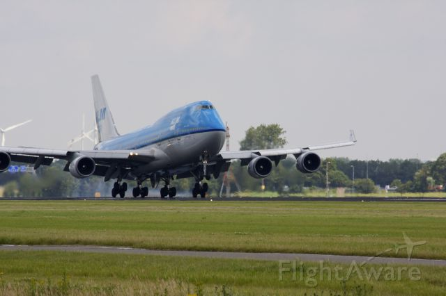 Boeing 747-200 (PH-BFM)
