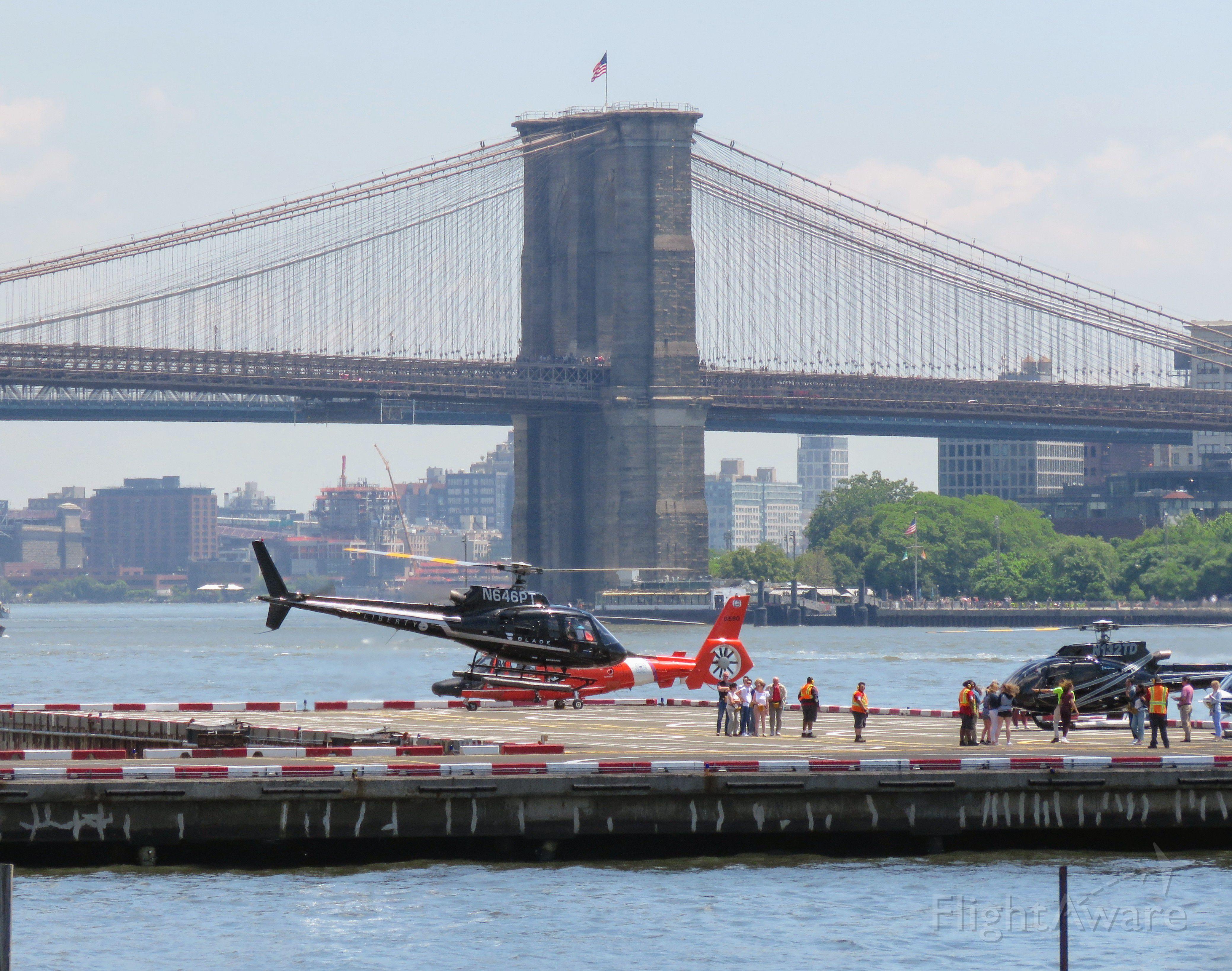 Eurocopter AS-350 AStar (N646PT)