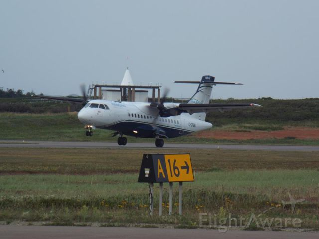 Aerospatiale ATR-42-300 (C-GPEB)