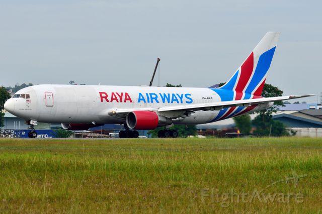 BOEING 767-200 (9M-RXA)