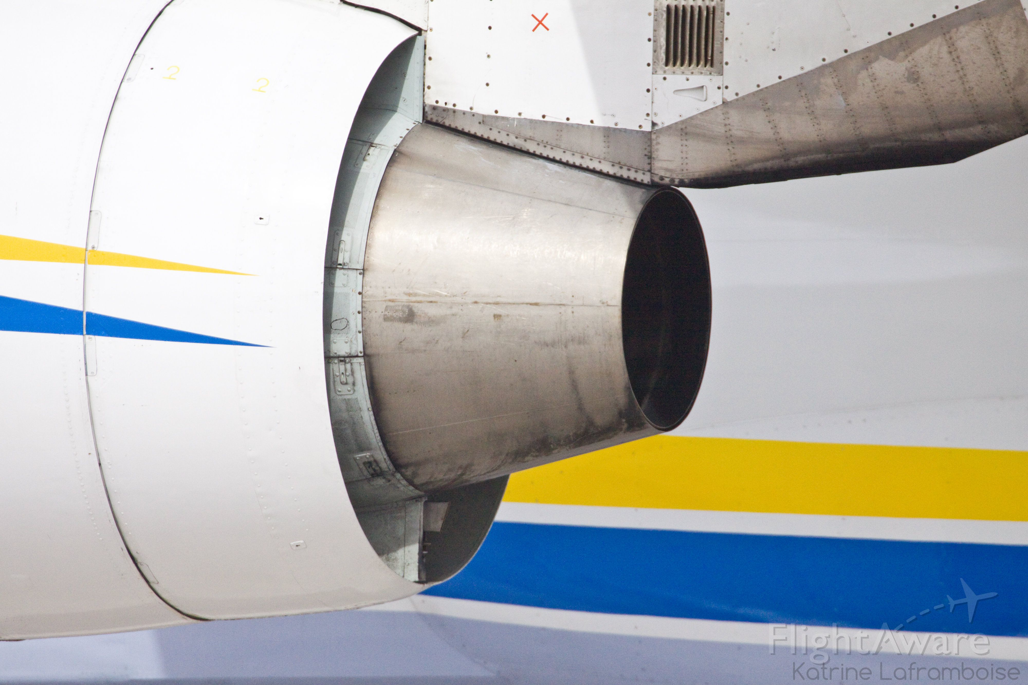 Antonov An-124 Ruslan (UR-82008) - The Beast