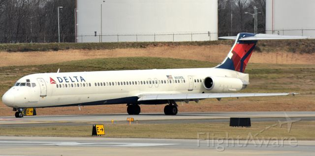 McDonnell Douglas MD-88 (N939DL) - 2/21/16