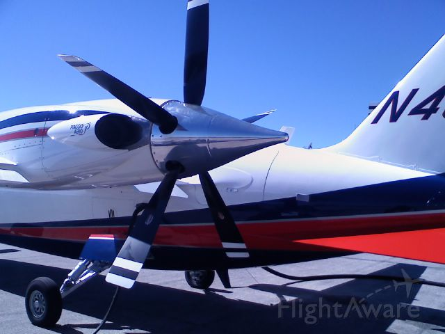 Piper L-21 Super Cub (N45KT) - Not a piper. Piaggio Aero.
