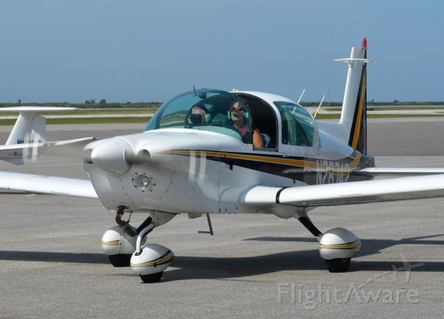 Grumman AA-5 Tiger (N28742) - N28742 seen taxiing in. Please look for more photos at Opshots.net