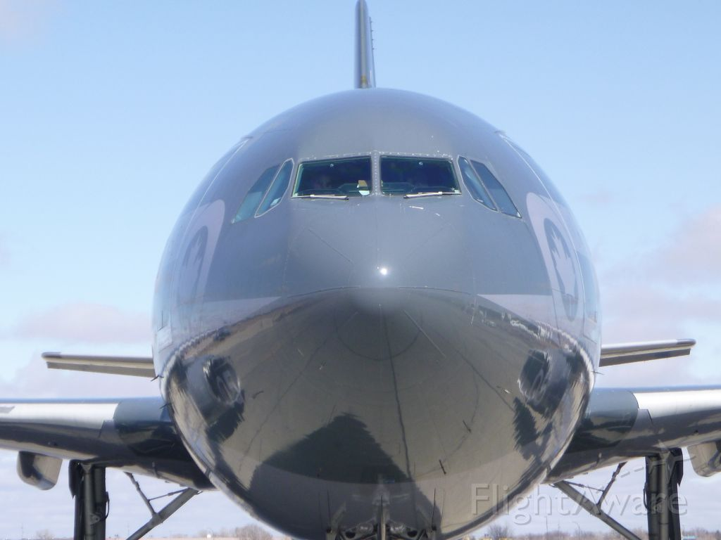 Airbus A310 — - Air Refueler