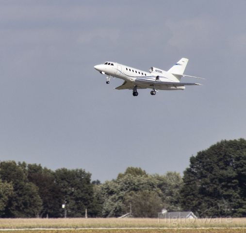 Dassault Falcon 50 (N200WL)