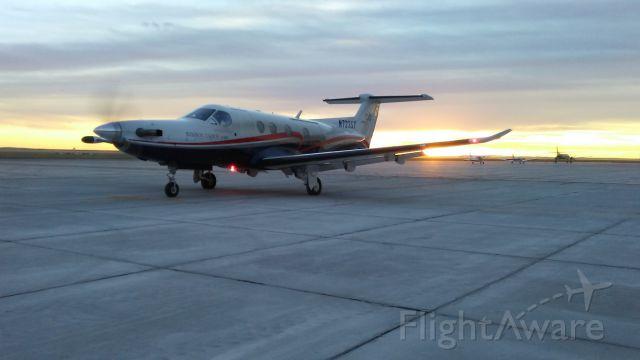 Pilatus PC-12 (N723ST)