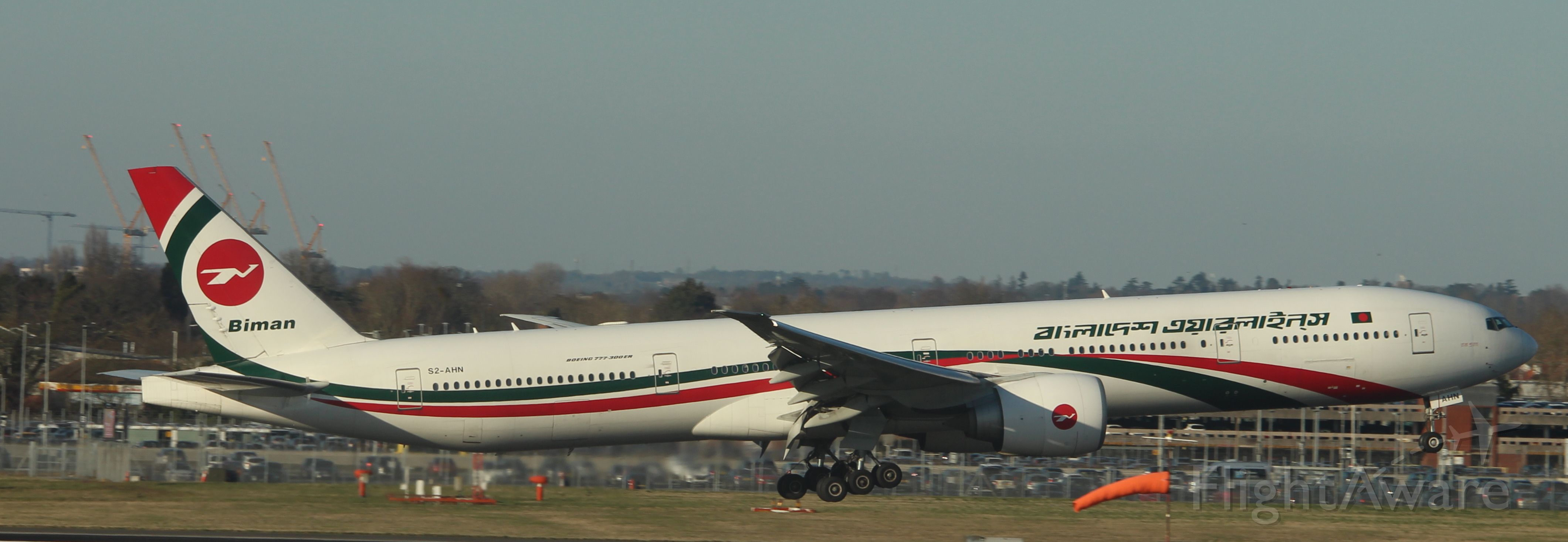 Boeing 777-200 (S2-AHN)