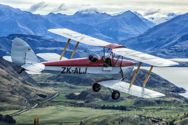 OGMA Tiger Moth (ZK-ALJ)