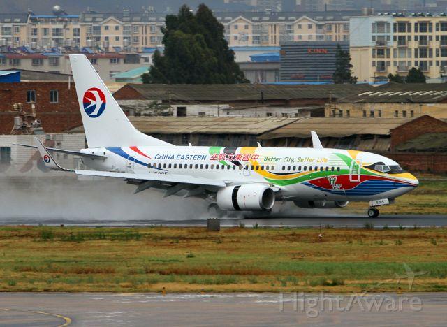 BOEING 737-300 (B-5265)