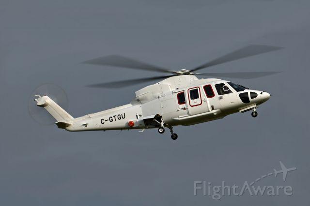 Sikorsky S-76 (C-GTGU)