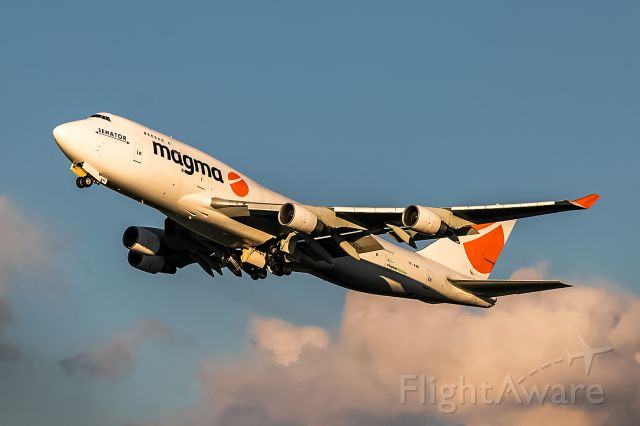 Boeing 747-400 (TF-AMI)
