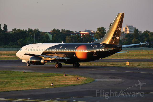 BOEING 737-300 (G-POWC)