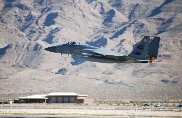 McDonnell Douglas F-15 Eagle (78-0484) - 78-0484