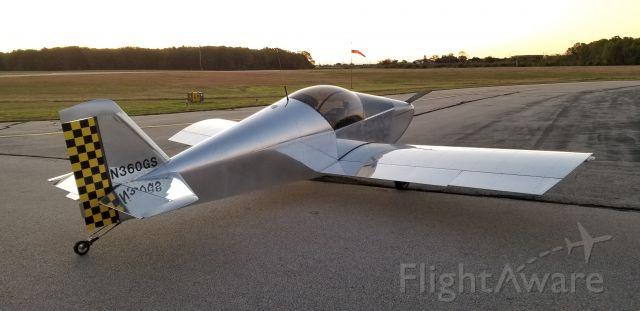 Piper Cherokee (N360GS)