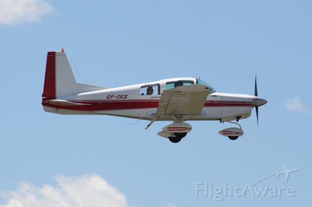 Grumman AA-5 Tiger (C-FCEZ)